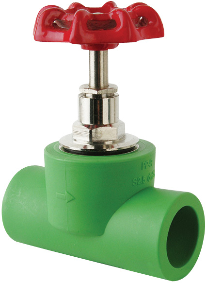 Ppr water supply pipe fitting stop valve china