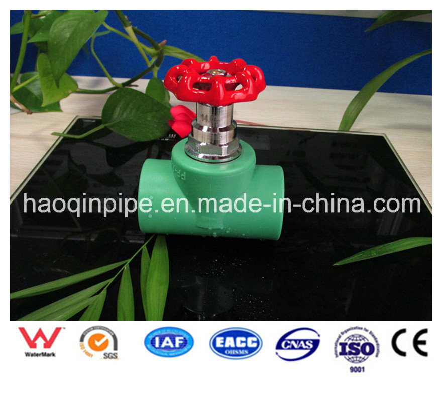 Ppr fitting stop valve china products