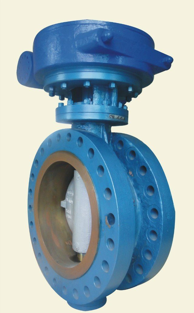 Professional Manufacturer Manual Wafer Triple Eccentric Butterfly Valve