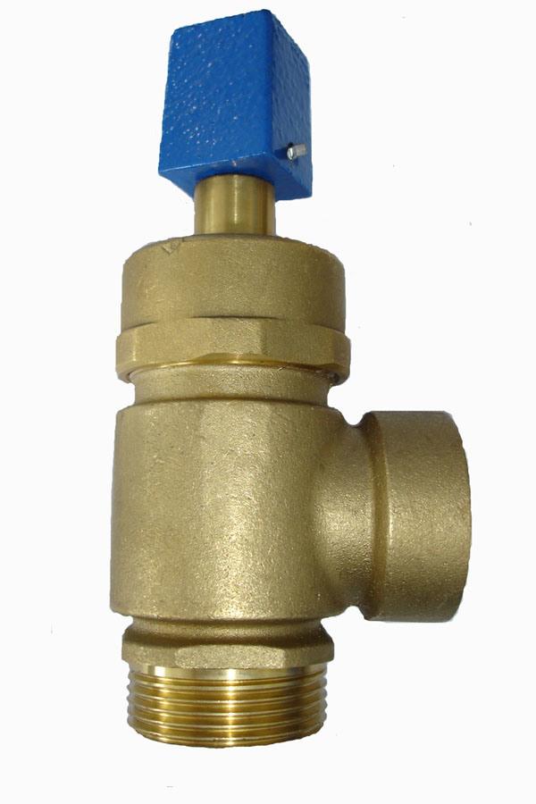 клапан воды запорный