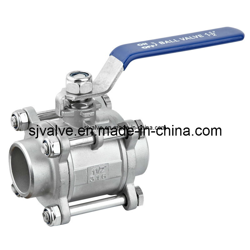 Butt Weld Ball Valve 17