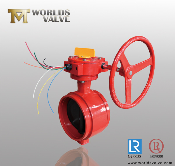 Grooved end valves china valve products