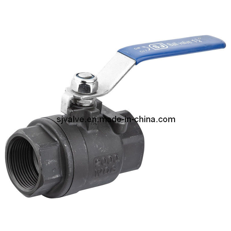 Carbon steel ball valve china products