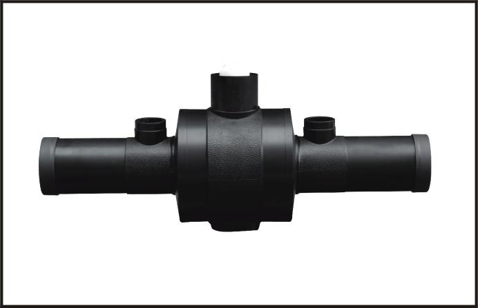 Hdpe gas supply pipe fitting pe ball valves china valve