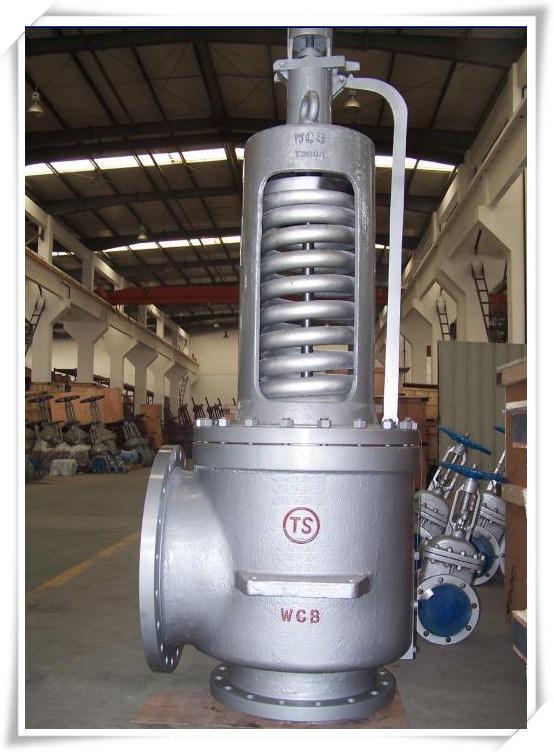 Psv big size steam pressure safety valve a h