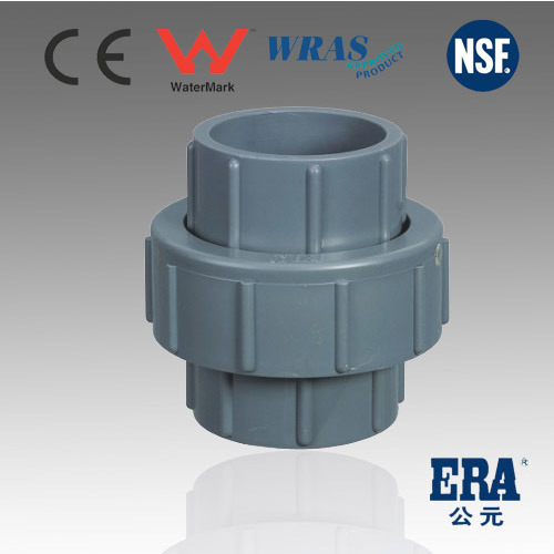 Plastic pvc union pipe china valve products