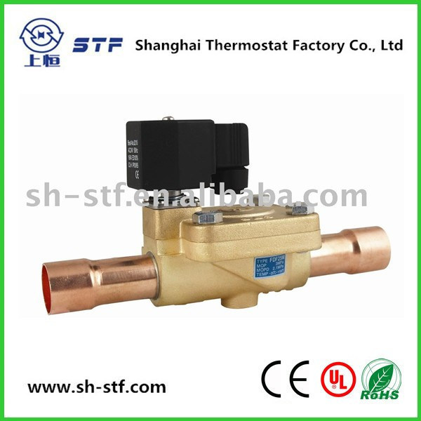 Solenoid Valve for Air Conditioner