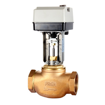 Motorized Control Valve With Actuator China Valve