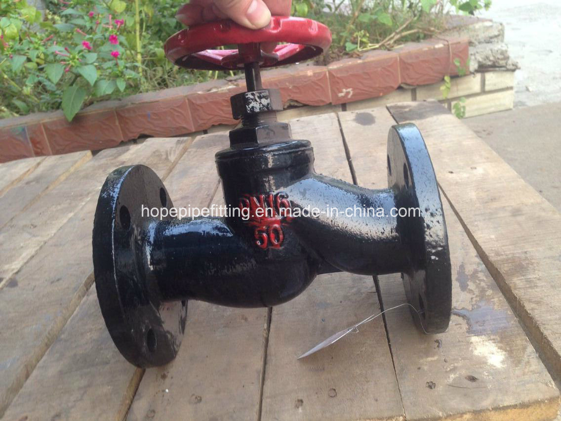 Cast Iron Globe Valve with Good Price