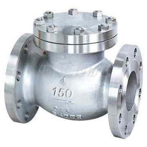 China Custom Steel Casting Check Valve