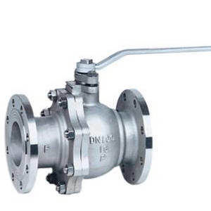 Floating Ball Valve, with Good Tightless and Small Torque