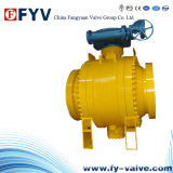 API 6D Metal Seated Fixed Ball Valve