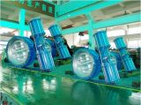 Metal Seated Design Butterfly Valve