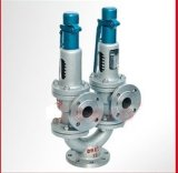 Twin Spring Type Safety Valve