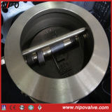 Albronze Wafer Type Double Disc Swing Check Valve
