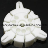 Insulator High Purity Porous 99.5% Alumina Ceramic Valve Plate