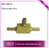 Three Accept Valve for Dental Unit (MY-N019)