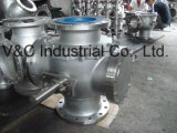 Four Ways Ball Valve for Oil&Gas