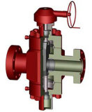 API 6A Valve with Gearbox