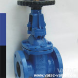 Vatac Cast Iron Resilient Seated Gate Valve