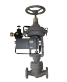 100d Diaphragm Actuator Reduce Sound Cage Guided Control Valve/Globe Valve