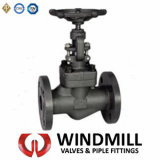 API Forged Steel Flanged Ends Globe Valve A105