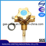 CTF-X8 Safety Manual CNG Cylinder Valve for Vehicle (20MPa)