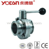 Threaded Butterfly Valve (ISO9001: 2008, CE, TUV Certified)