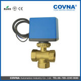 Brand New Electric Valve Actuator 3way Brass Valve