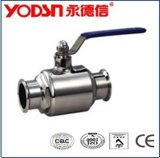 2PC Ball Valve (ISO9001: 2008, CE, TUV Certified)