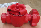 API 6A Plug Valve with 602 Union End