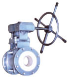 Stainless Steel Ceramic Ball Valve (Q41TC)