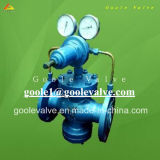 Pilot Piston Type Gas Pressure Reducing Valve (GAYk43f/H)