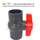Changcheng Black Dn 50 Plastic UPVC/PVC Ball Valve/PVC Pipe Fitting