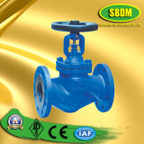 Cast Steel Flange Bellow Globe Valve