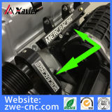 Customized Fuel Rail with Pressure Gauge Port