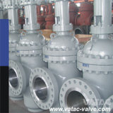 API 6D Manual Operated Flanged Slab Gate Valve Supplier