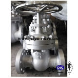 Pn63/64 Dn80 Non-Rising Stem Carbon Steel Gate Valve