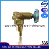 Ctf-X7 Manual Nature Gas Cylinder Valve for Car Cylinder