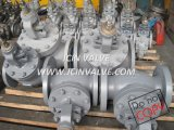 Bs 1873 Globe Valve with Straight Pattern Body