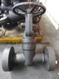 Pressure Seal Gate Valve of Flange Connection