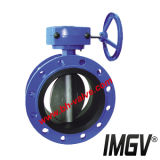 Double Flanged Concentric Butterfly Valve (BV004)