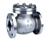 Flanged Swing Type Check Valve (H44W)