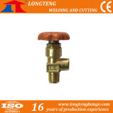 Brass Gas Distribution Pipeline Valve for Manifold