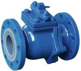 Double Flanged Cast Iron Ball Valve (Q41F-10K)