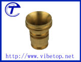 High Quality CNC Brass Machining Parts Precision Turned Parts