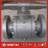 A105 Class 900 Trunnion Mounted Flanged Ball Valve