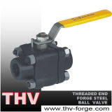Threaded End Forged Steel Ball Valve