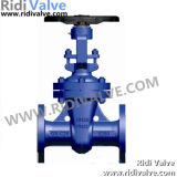 DIN F7 Rising Stem Gate Valve