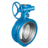 Triple Offset Metal Seated Butterfly Valve (D343H-16C)